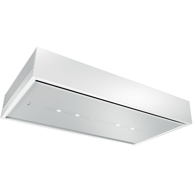 NEFF N70 I14RBQ8W0 Built In Integrated Cooker Hood - White - I14RBQ8W0_WH - 1