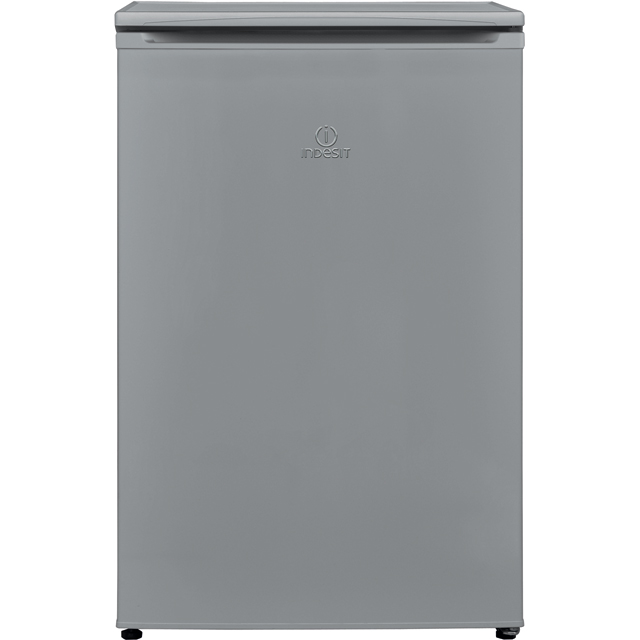 Indesit I55ZM1110SUK Under Counter Freezer - Silver - A+ Rated - I55ZM1110SUK_SI - 1