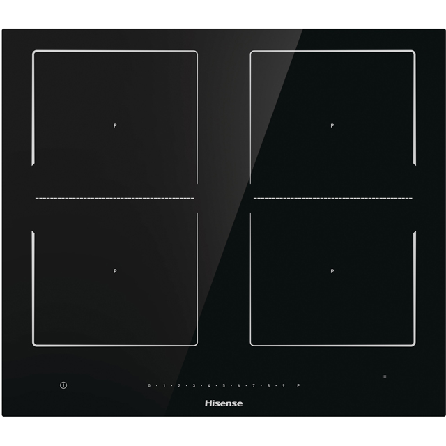 Hisense I6456C Built In Induction Hob - Black - I6456C_BK - 2