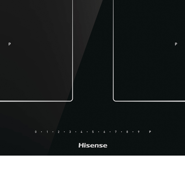 Hisense I6456C Built In Induction Hob - Black - I6456C_BK - 4