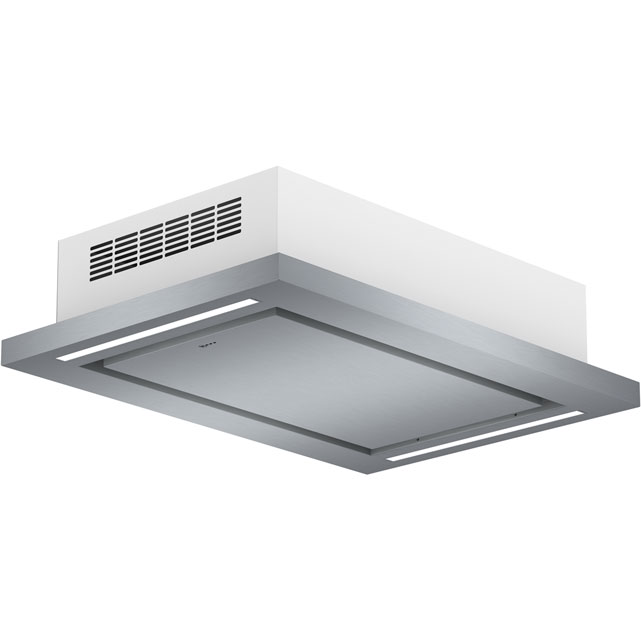 NEFF N70 Integrated Cooker Hood in Stainless Steel