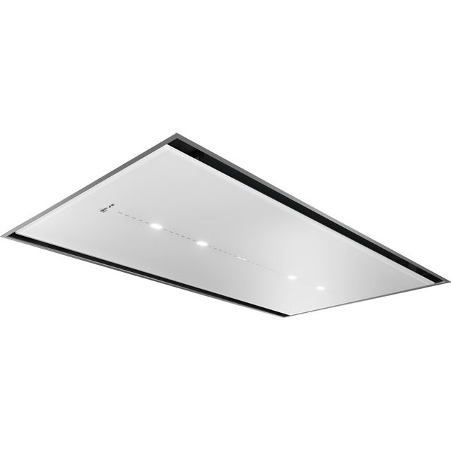 NEFF N70 I95CBS8W0B Built In Integrated Cooker Hood - White - I95CBS8W0B_WH - 1