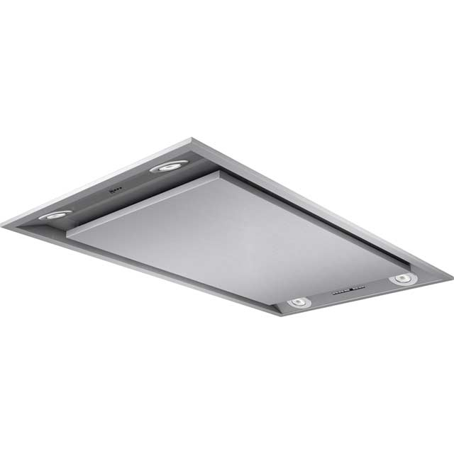 NEFF N70 I99C68N1GB Built In Integrated Cooker Hood - Stainless Steel - I99C68N1GB_SS - 1