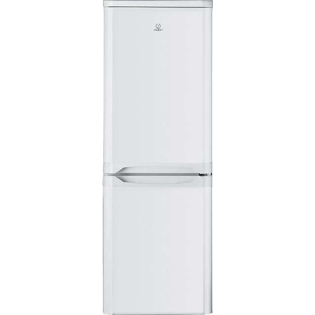 Indesit IBD5515W1 60/40 Fridge Freezer - White - A+ Rated