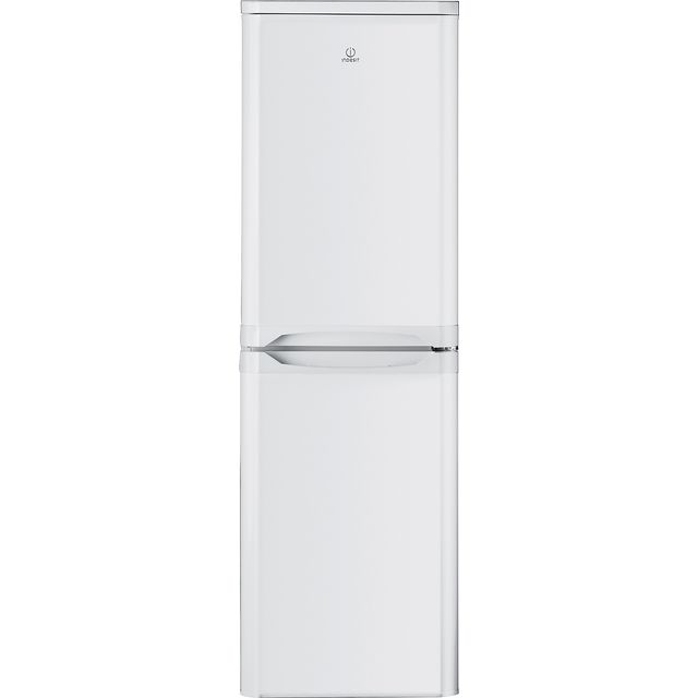Indesit IBD5517WUK1 50/50 Fridge Freezer - White - A+ Rated