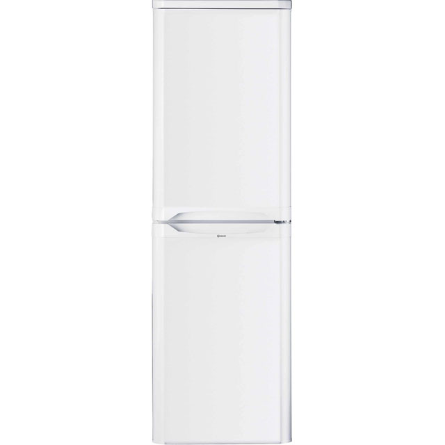 Indesit IBNF5517W 50/50 Frost Free Fridge Freezer - White - A+ Rated Best Price, Cheapest Prices