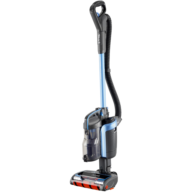 Shark DuoClean Cordless Vacuum with Powered Lift Away IC160UK Cordless Vacuum Cleaner in Blue