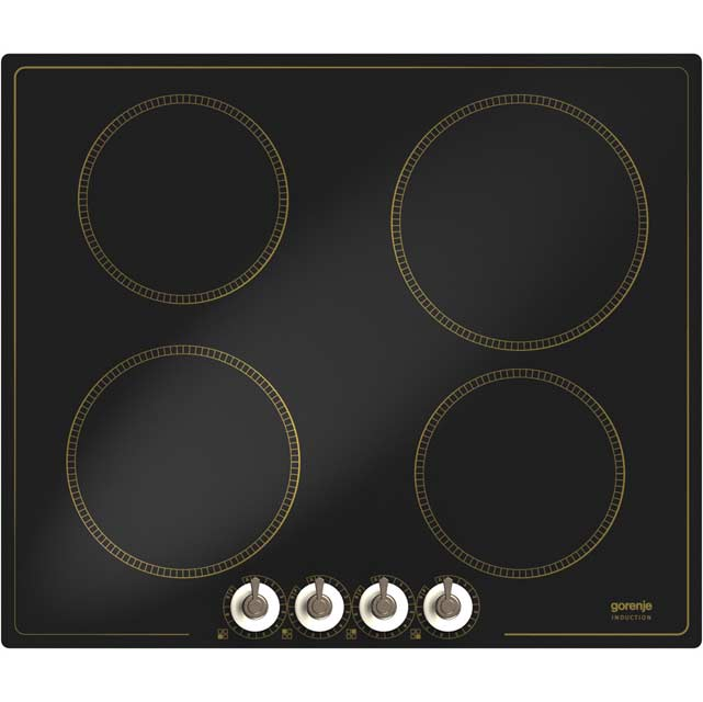Gorenje Classico Collection IC634CLI 60cm Induction Hob - Ivory