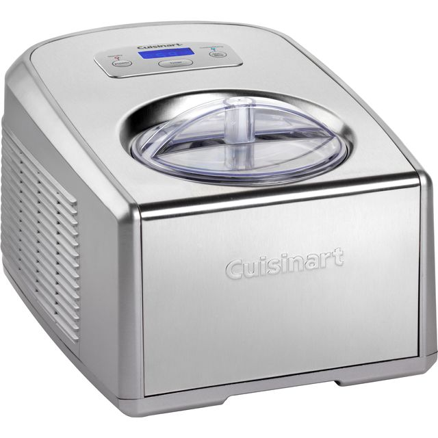 Cuisinart ICE100BCU Ice Cream Maker - Silver - ICE100BCU_SI - 1