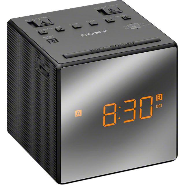 Sony ICFC1TB.CEK Digital Radio with FM Tuner