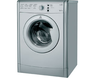 Indesit Eco Time 7Kg Vented Tumble Dryer - Silver - B Rated