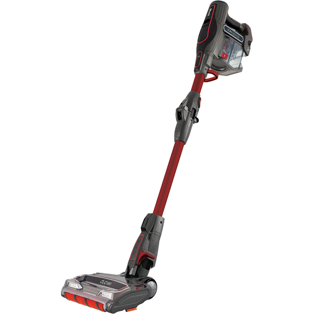 Shark DuoClean Cordless TruePet with Flexology IF260UKTH Cordless Vacuum Cleaner in Red