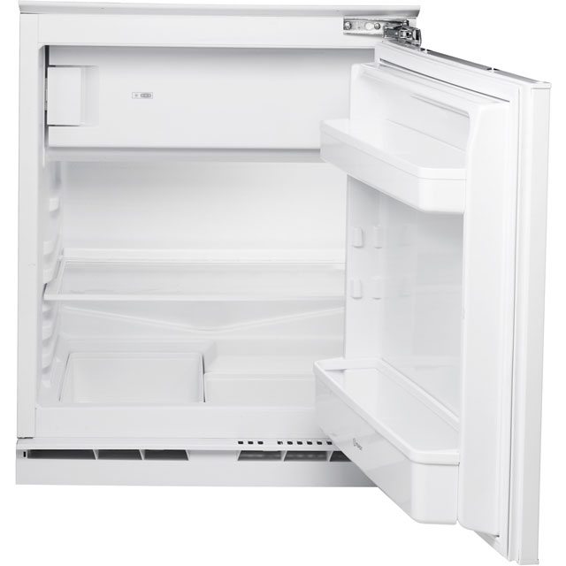 Indesit IFA1.1 Integrated Under Counter Fridge with Ice Box - Fixed Door Fixing Kit - A+ Rated - IFA1.1_WH - 1