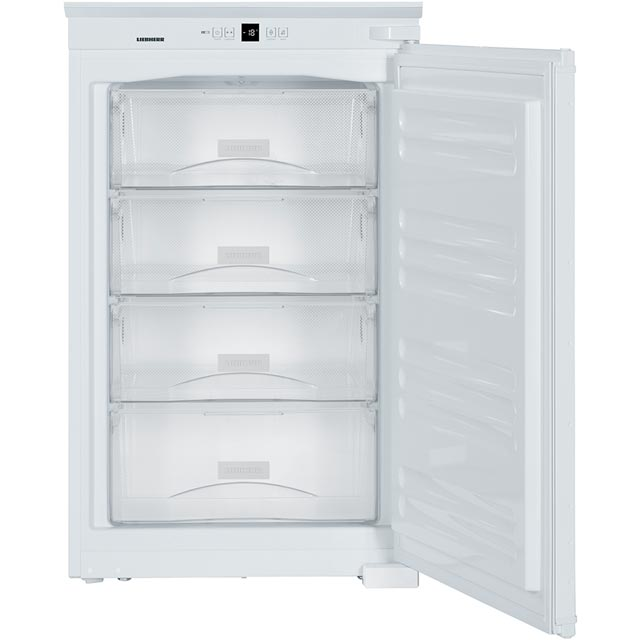 Liebherr IGS1624 Built In Upright Freezer - White - IGS1624_WH - 3