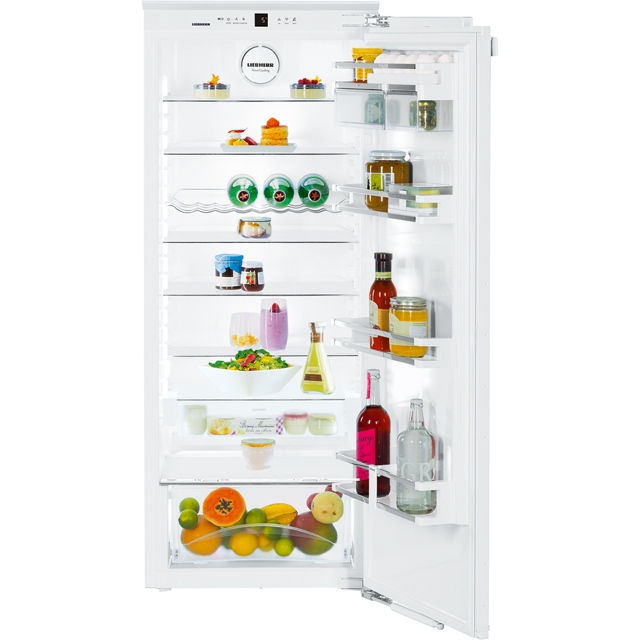 Liebherr IK2760 Integrated Upright Fridge - Fixed Door Fixing Kit - White - A++ Rated - IK2760_WH - 1