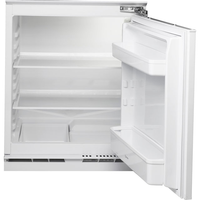 Indesit ILA1.1 Built Under Fridge - White - ILA1.1_WH - 1