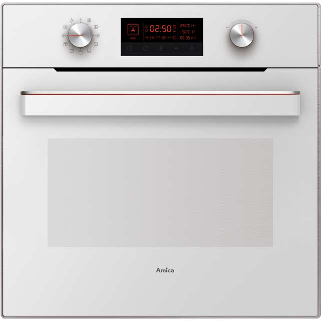 Amica IN622W Built In Electric Single Oven - White - A Rated