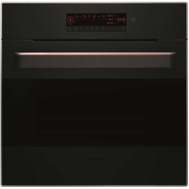 Amica Electric Single Oven - Black - A Rated