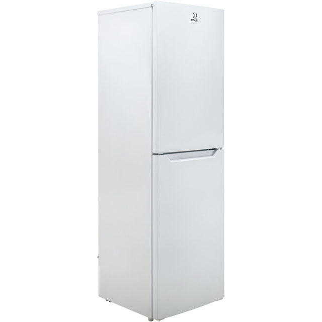 Indesit CAO55.1 50/50 Fridge Freezer - White - A+ Rated - CAO55.1_WH - 1