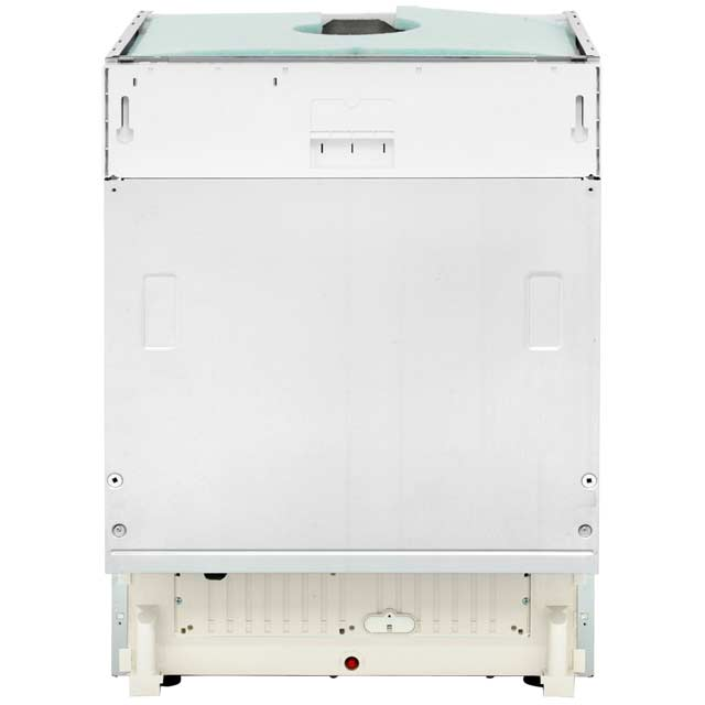 Indesit Eco Time DIF04B1 Fully Integrated Standard Dishwasher - White - DIF04B1_WH - 2