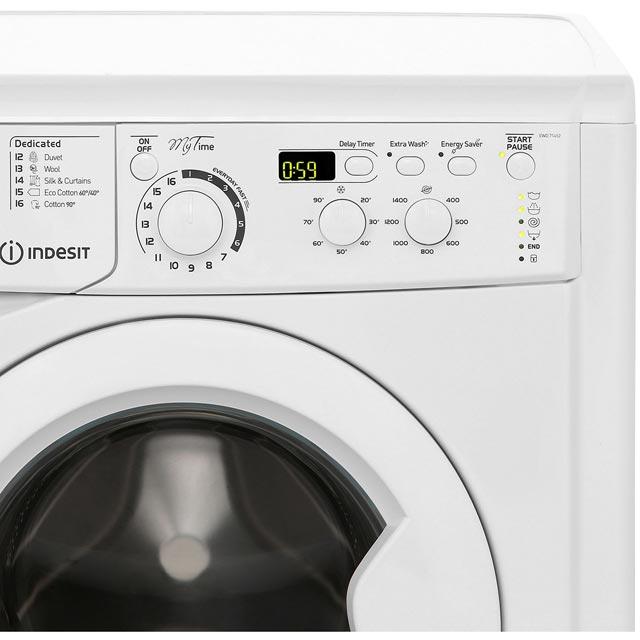 Indesit My Time EWD71452W 7Kg Washing Machine Review