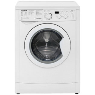 Indesit My Time EWD81482W 8Kg Washing Machine with 1400 rpm - White - A++ Rated - EWD81482W_WH - 1