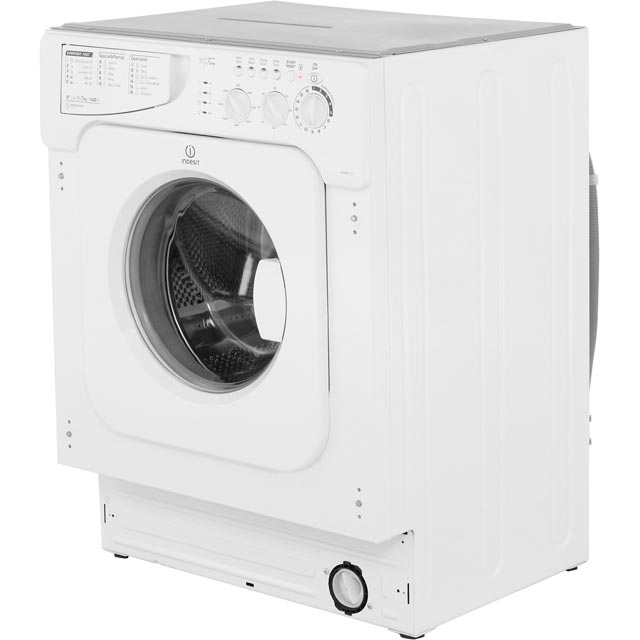 indesit my time ewme147 integrated 7kg washing machine review. Black Bedroom Furniture Sets. Home Design Ideas