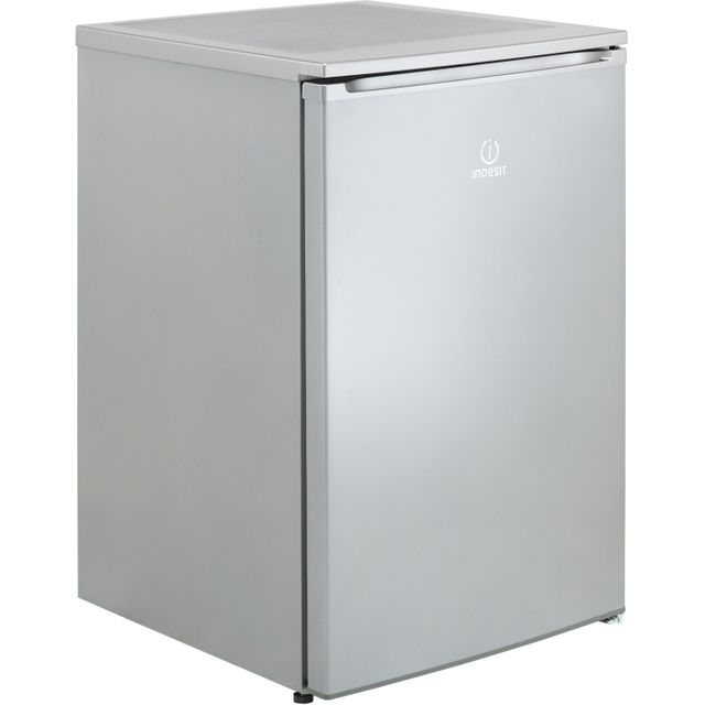Indesit I55RM1110SUK Fridge - Silver - A+ Rated