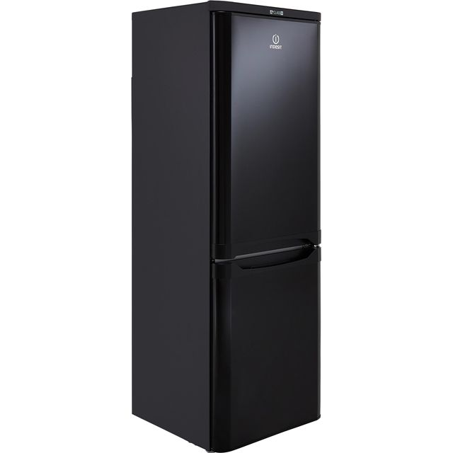 Indesit IBD5515B 60/40 Fridge Freezer - Black - A+ Rated