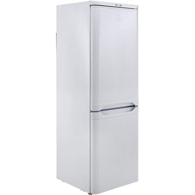 Indesit IBD5515W 60/40 Fridge Freezer - White - A+ Rated - IBD5515W_WH - 1