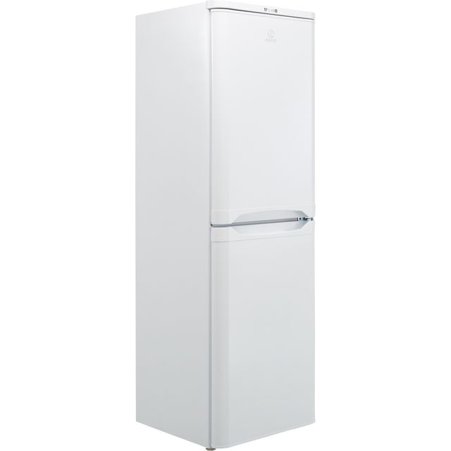 Indesit IBD5517W 50/50 Fridge Freezer - White - IBD5517W_WH - 1