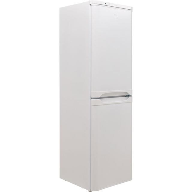 Indesit IBNF5517W 50/50 Frost Free Fridge Freezer - White - IBNF5517W_WH - 1