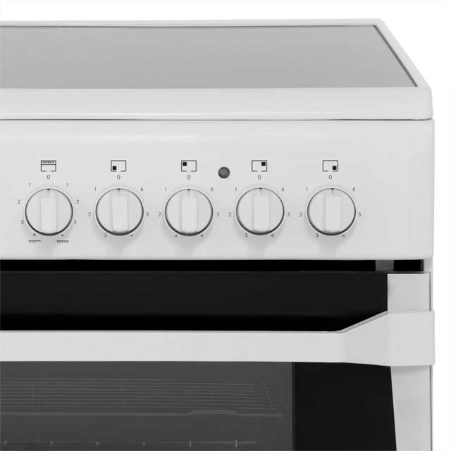 Indesit Advance ID60C2XS Electric Cooker - Stainless Steel - ID60C2XS_SS - 5