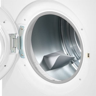 Indesit Eco Time IDVL75BR Vented Tumble Dryer - White - IDVL75BR_WH - 5