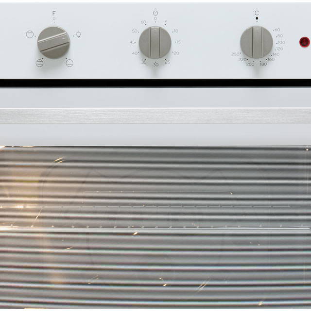 Indesit Aria IFW6230IX Built In Electric Single Oven - Stainless Steel - IFW6230IX_SS - 5