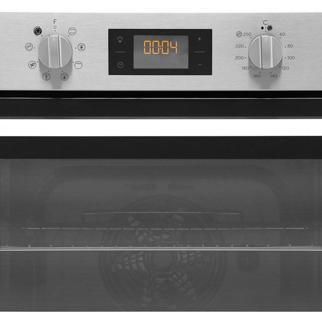 Indesit Aria IFW6544HIX Built In Electric Single Oven - Stainless Steel - IFW6544HIX_SS - 3