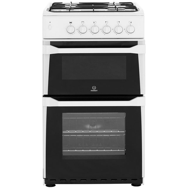 Indesit Advance 50cm Gas Cooker - White