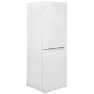 Indesit LD70N1W 50/50 Frost Free Fridge Freezer