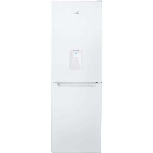 Indesit LD70N1WWTD.1 60/40 Frost Free Fridge Freezer - White - A+ Rated
