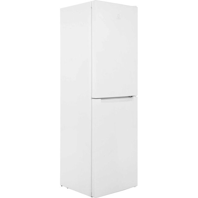 Indesit LD85F1W.1 50/50 Frost Free Fridge Freezer - White - A+ Rated - LD85F1W.1_WH - 1