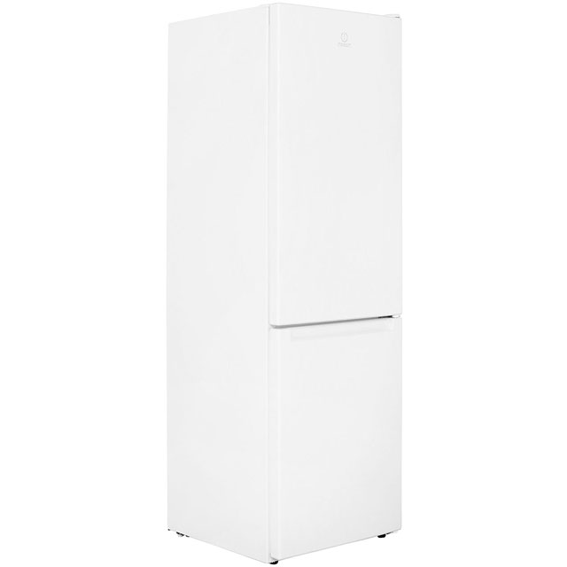 Indesit LR8S1W.1 60/40 Fridge Freezer - White - LR8S1W.1_WH - 1