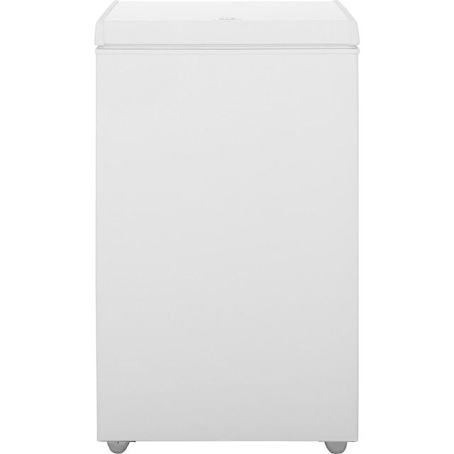 Indesit OS1A1002UK.1 Chest Freezer - White - OS1A1002UK.1_WH - 1