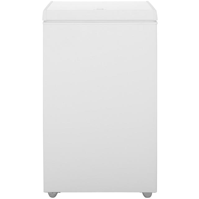 Indesit OS1A1002UK Chest Freezer - White - A+ Rated