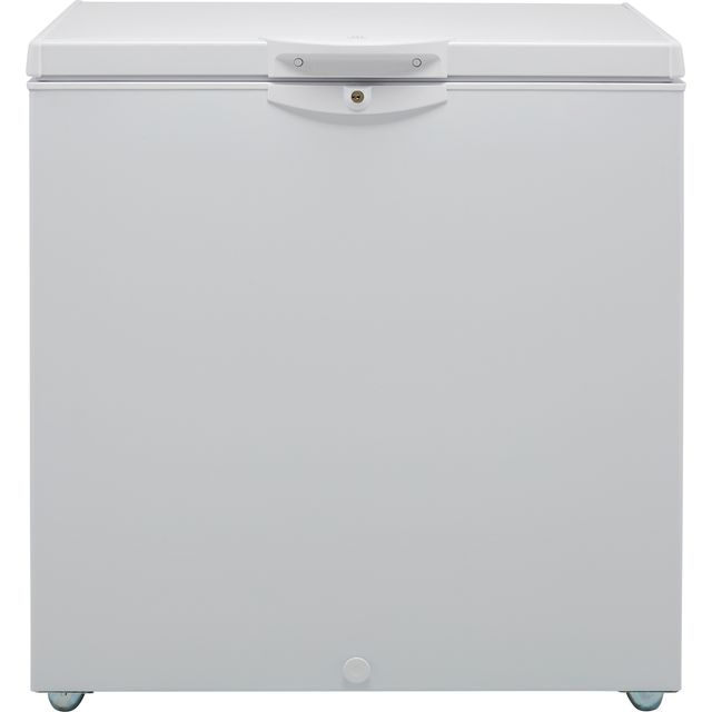 Indesit OS1A200H2.1 Chest Freezer - White - A+ Rated - OS1A200H2.1_WH - 1
