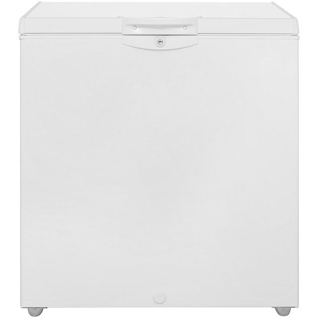 Indesit Chest Freezer - White - A+ Rated