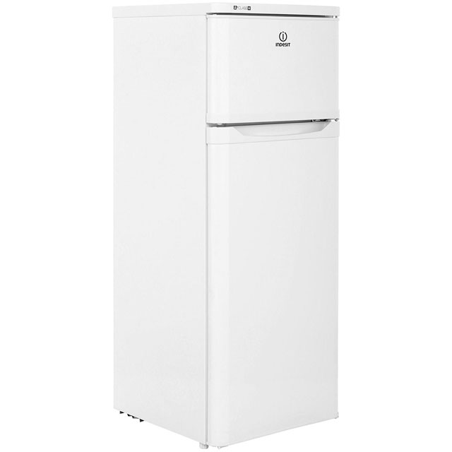 Indesit RAA29.1 80/20 Fridge Freezer - White - RAA29.1_WH - 1