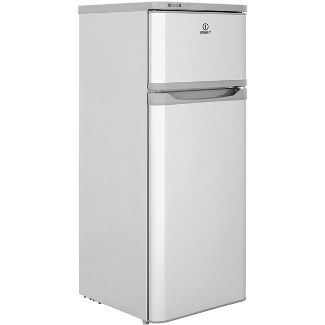 Indesit RAA29S.1 80/20 Fridge Freezer - Silver - RAA29S.1_SI - 1