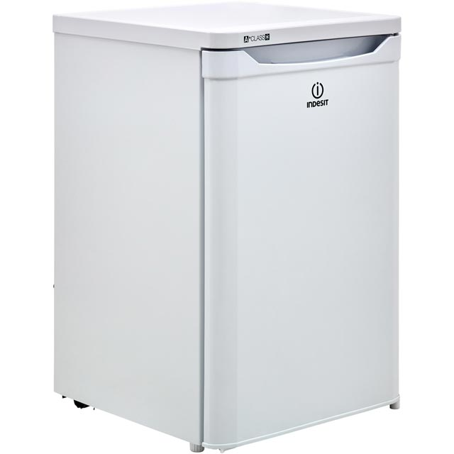 Indesit TFAA10.1 Fridge with Ice Box - White - A+ Rated