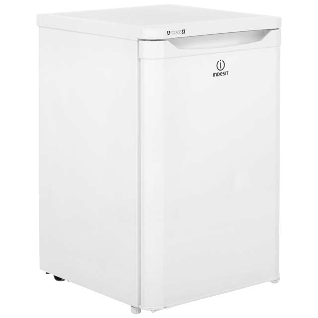 Indesit TFAA10 Fridge with Ice Box - White - A+ Rated