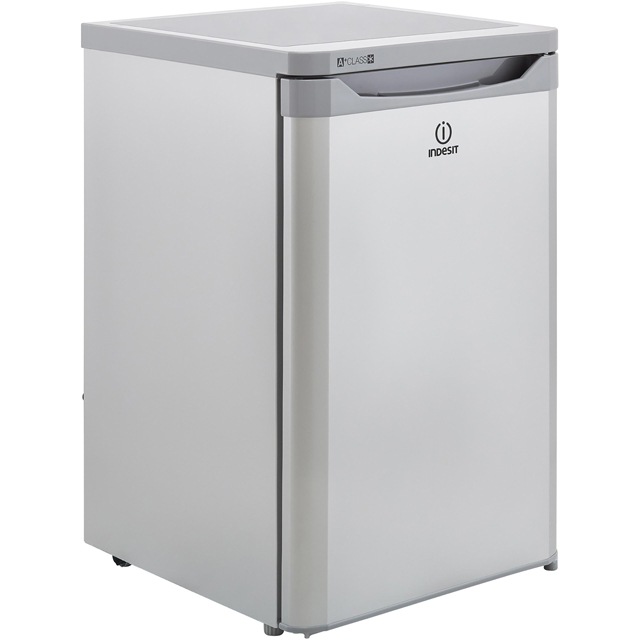 Indesit TLAA10S.1 Fridge - Silver - A+ Rated